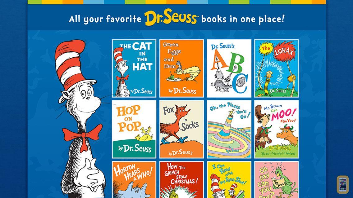 Screenshot - Dr. Seuss Treasury - School