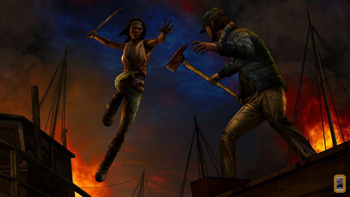 Screenshot - The Walking Dead: Michonne - A Telltale Miniseries
