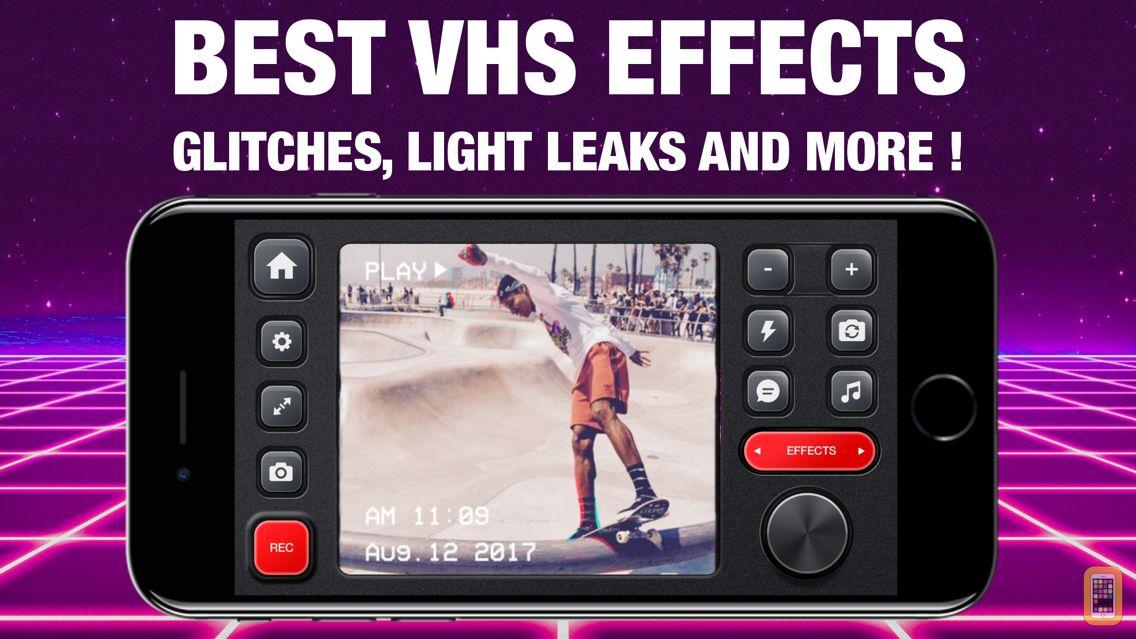 Screenshot - RAD VHS - Glitch Camcorder VHS