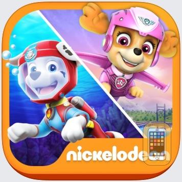 PAW Patrol: Air & Sea HD by Nickelodeon (iPad)
