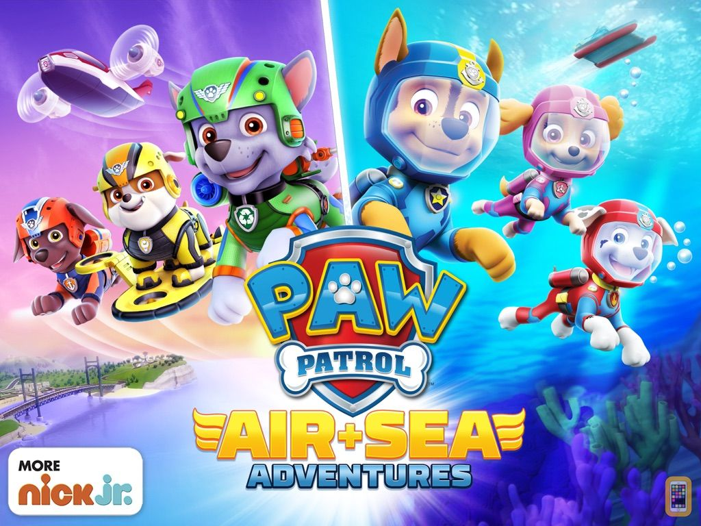 Screenshot - PAW Patrol: Air & Sea HD