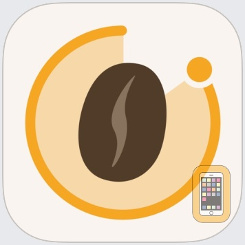 Brew Timer - Coffee Recipes by Stephen Panaro (iPhone)