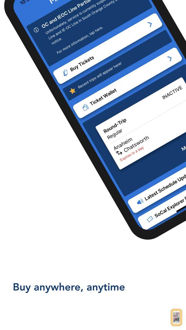 Screenshot - Metrolink