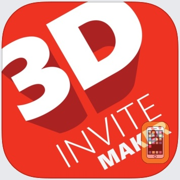 3D Invite Maker by Nexis AS (Universal)
