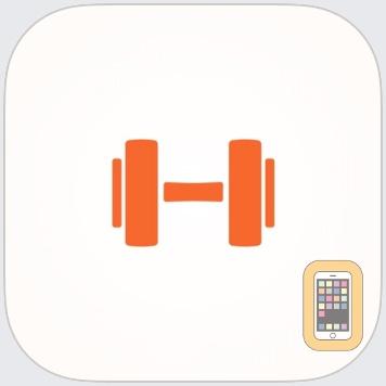 Liftoff - Workout Log by Nicholas Domenicali (iPhone)