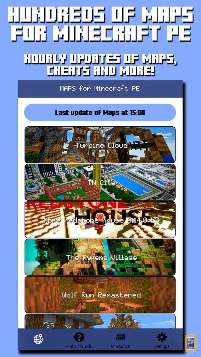 Screenshot - Maps para Minecraft PE - Pocket Edition