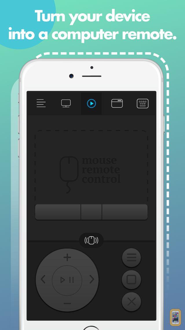 Screenshot - Remote for Mac