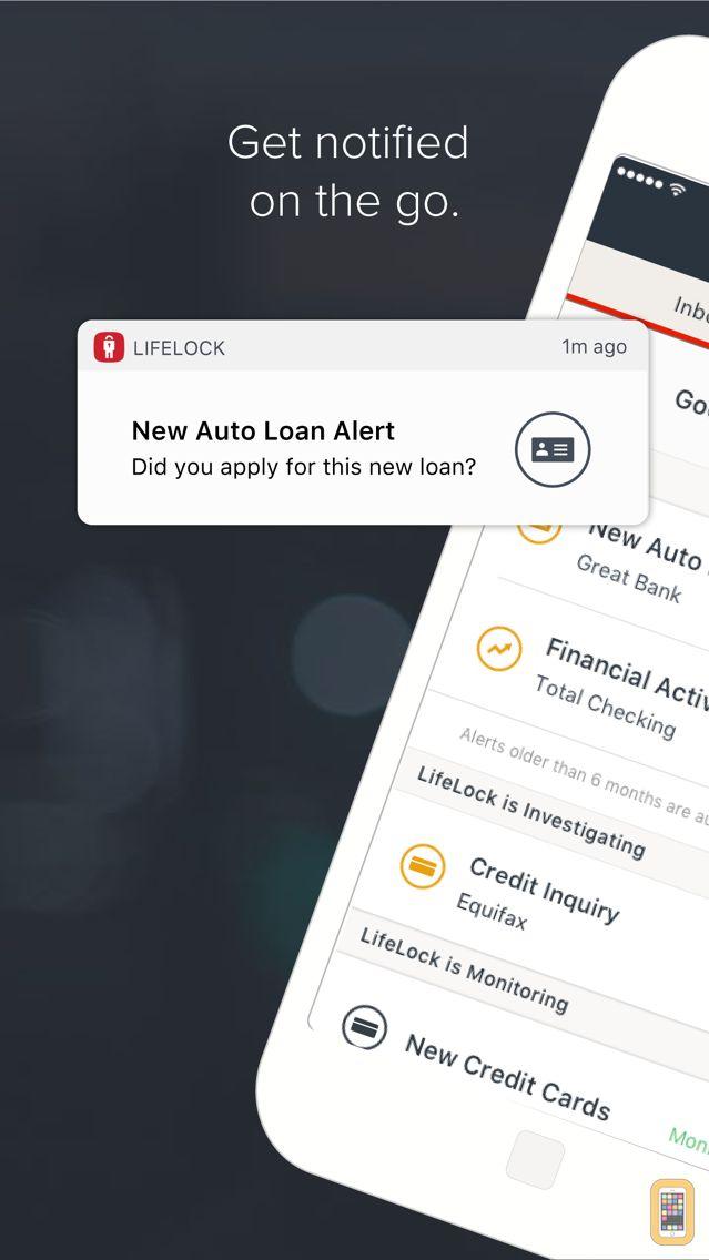 Screenshot - LifeLock ID Theft Protection