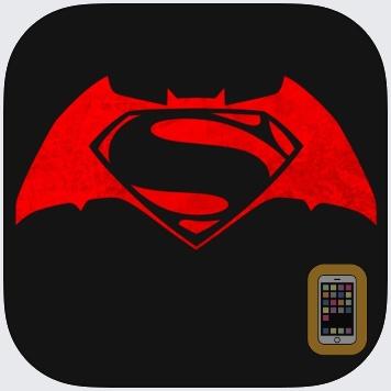 Batman v Superman Tour by Mutually Human Software (iPhone)