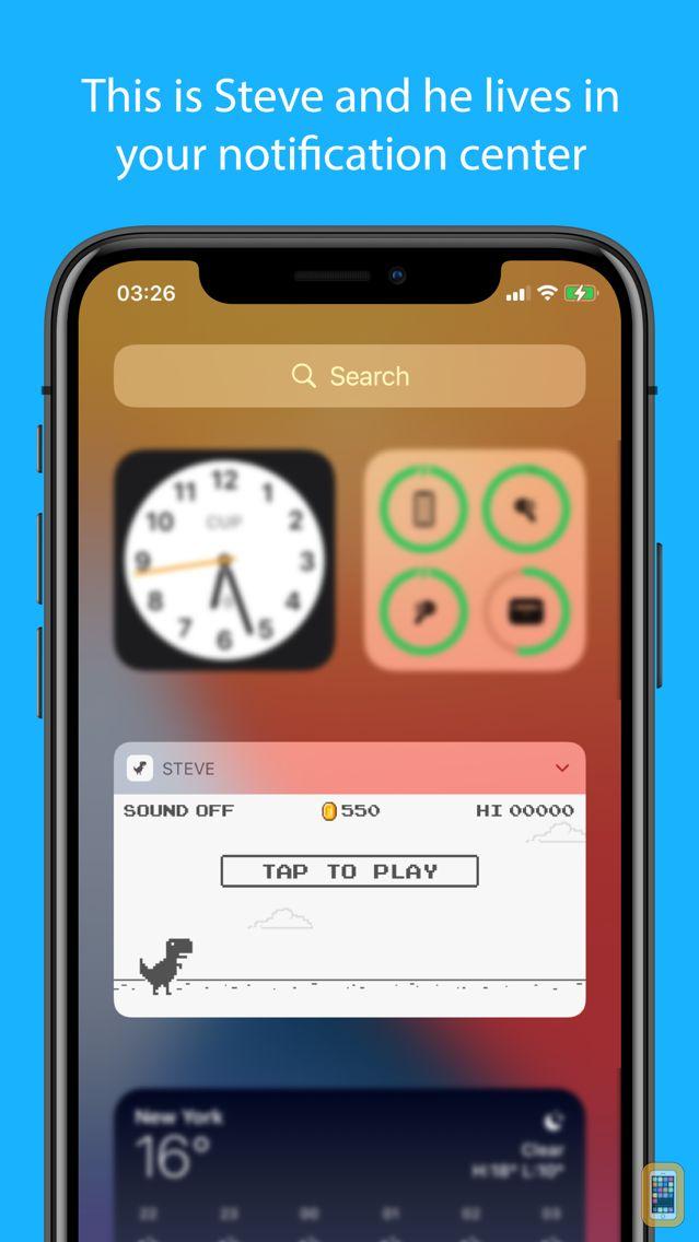 Screenshot - Steve - Widget Game