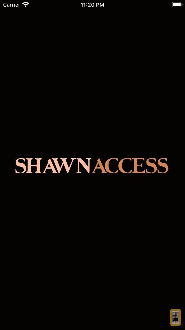 Screenshot - ShawnAccess