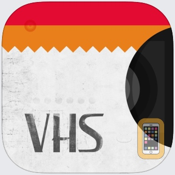 VHS Cam - Retro Camcorder FX by UniqueApps (Universal)