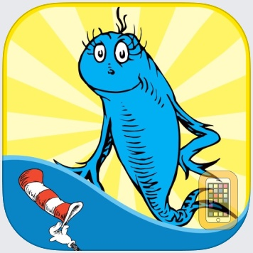 One Fish Two Fish - Dr. Seuss by Oceanhouse Media (Universal)