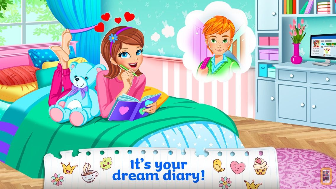 Screenshot - Dream Diary - My Life, My Adventure!