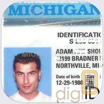digiID™ limited by DIGIID LLC (iPhone)