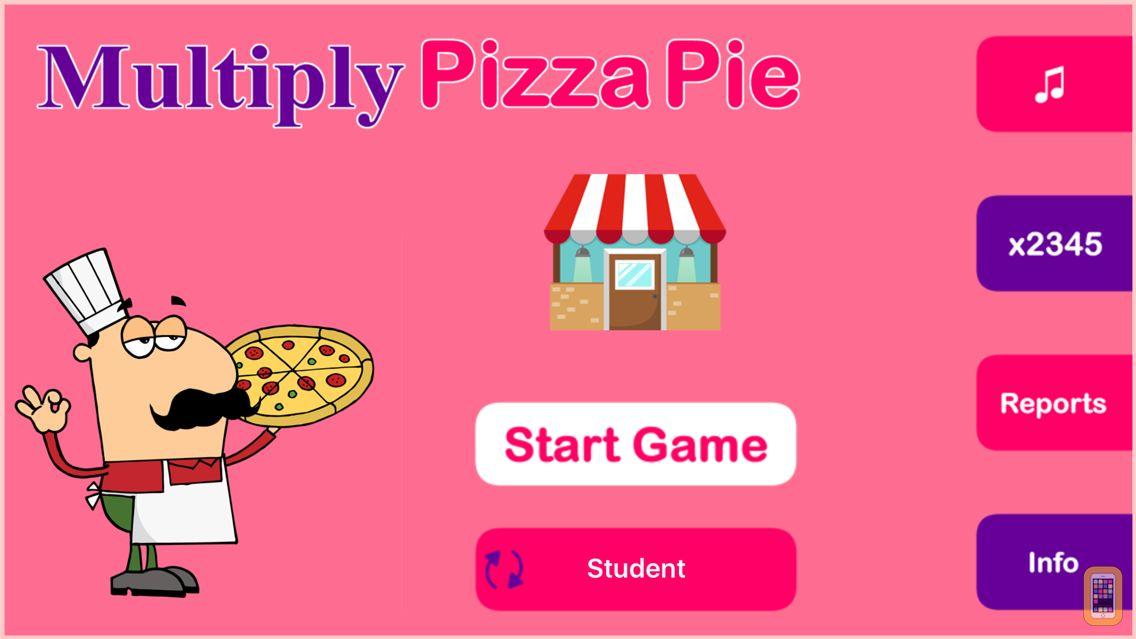 Screenshot - Multiply Pizza Pie
