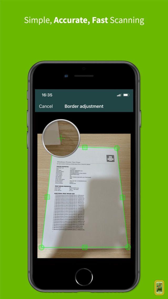Screenshot - ClearScanner Pro: PDF Scanning