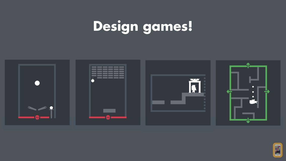 Screenshot - The Infinite Arcade by Tinybop