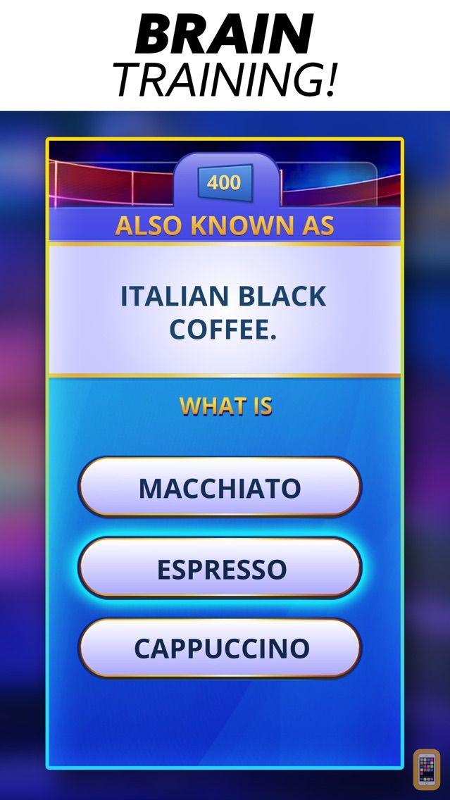 Screenshot - Jeopardy!® Trivia Quiz Game