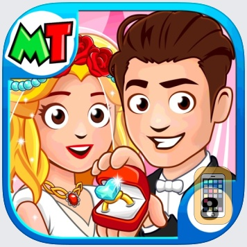 My Town : Wedding Day by My Town Games LTD (Universal)