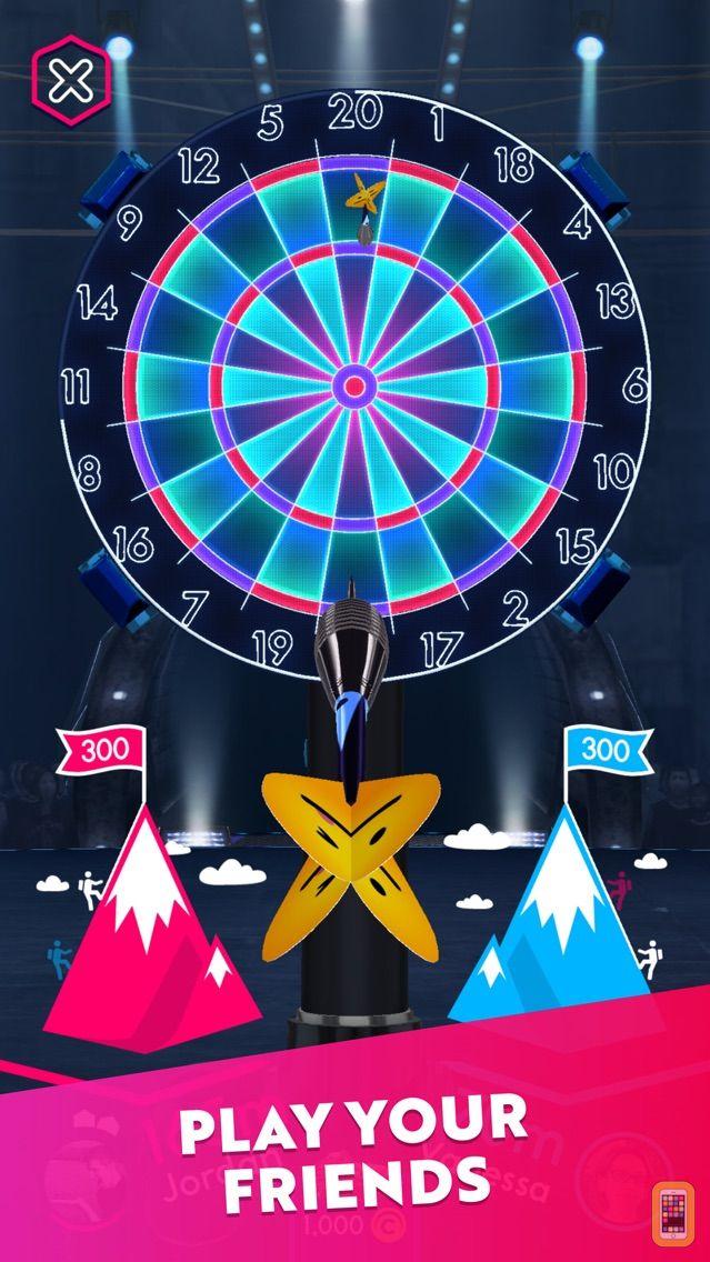 Screenshot - Darts of Fury