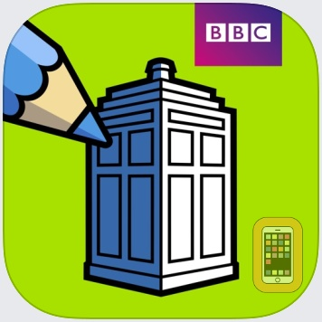 BBC Colouring: Doctor Who by BBC Worldwide (Universal)