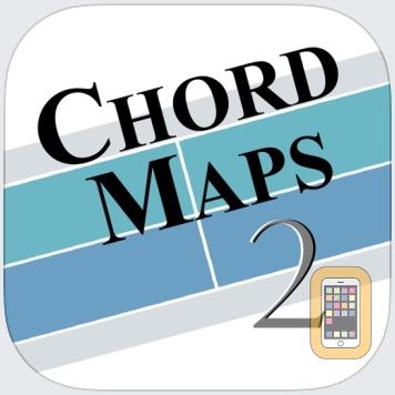 ChordMaps2 by Malcolm Mugglin (iPad)