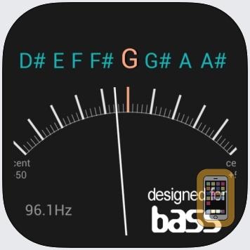 Fine Bass Tuner by Aleksandar Mlazev (Universal)