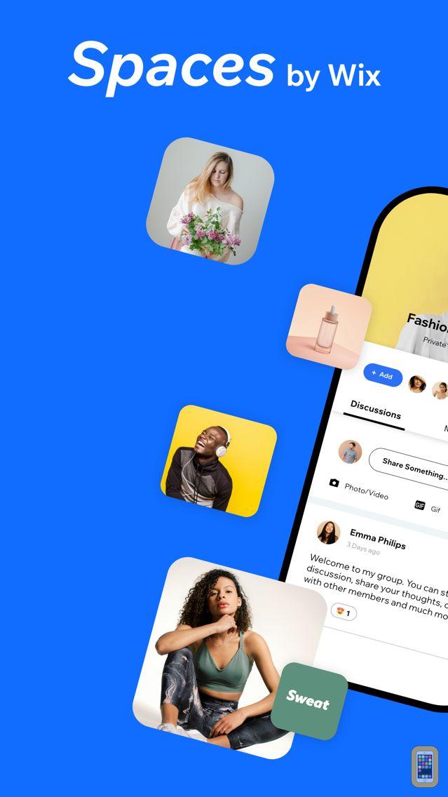 Screenshot - Wix: Website & App erstellen