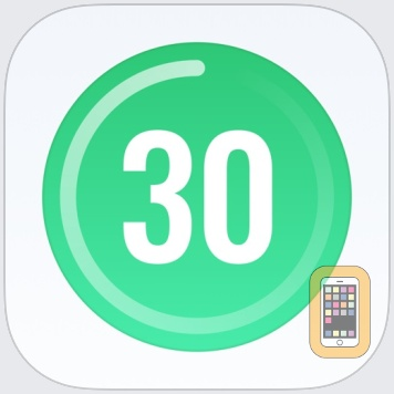30 Day Fitness Challenge ∘ by Bending Spoons Apps IVS (Universal)