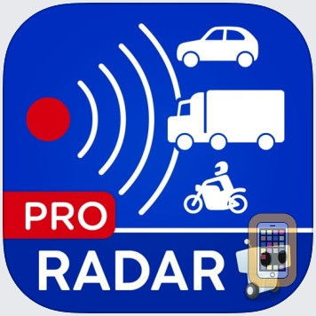 Radarbot Pro Speedcam Detector by Iteration Mobile S.L (iPhone)