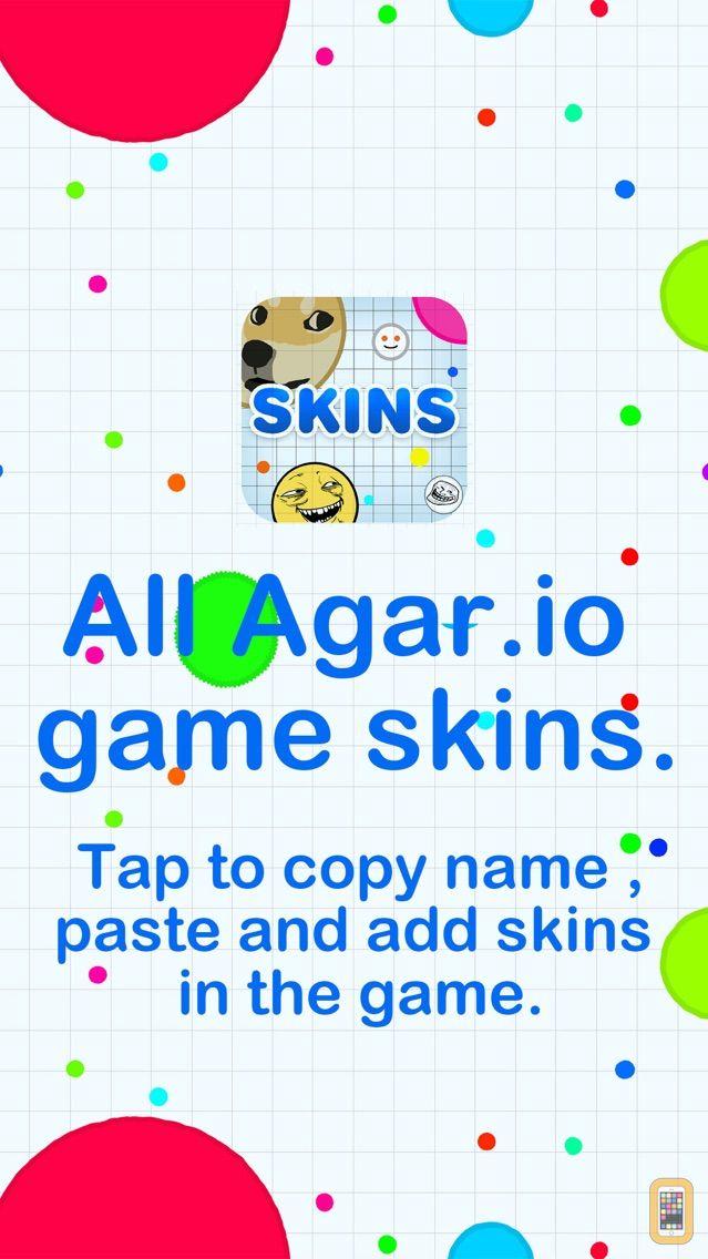 Screenshot - Skins for Agar.io !