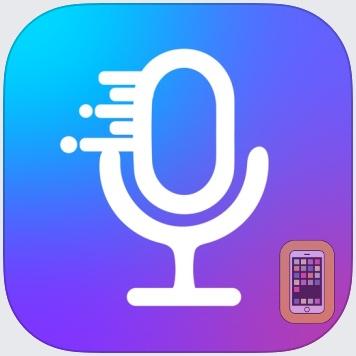 Voice Change.r Prank Recorder by 丽璇 陈 (Universal)