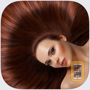 Hair Color Changer Salon Booth for iPhone & iPad - App Info & Stats ...