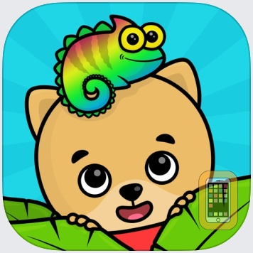 Toddler puzzle games for kids by Bimi Boo Kids Learning Games for Toddlers FZ LLC (Universal)
