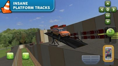 Screenshot - Obstacle Course Extreme Car Parking Simulator