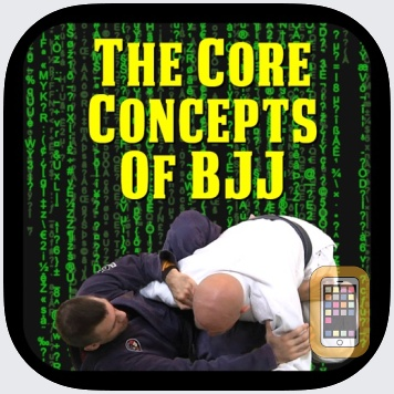 BJJ Concepts by Grapplearts Enterprises Inc. (Universal)