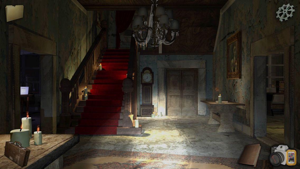 Screenshot - The Forgotten Room