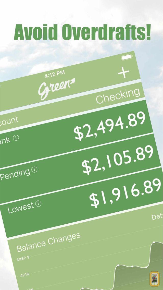 Screenshot - Green - Budget Forecasting