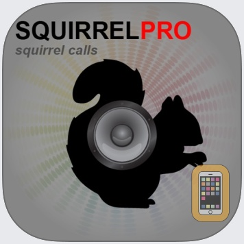 Squirrel Calls-SquirrelPro-Squirrel Hunting Call by Joel Bowers (iPhone)
