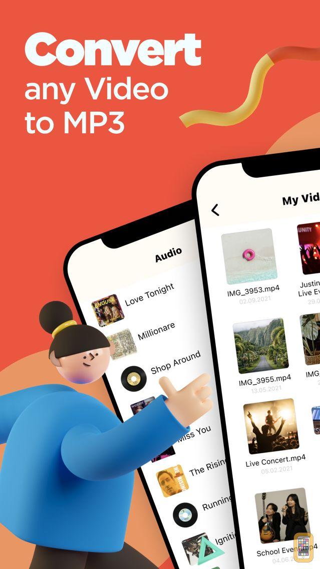 Screenshot - Video Saver & MP3 Converter