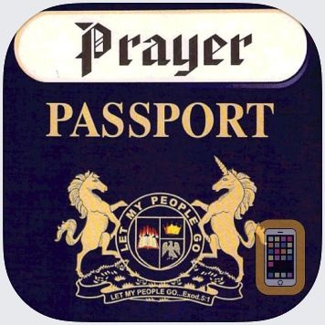 Prayer Passport by Mountain of Fire and Miracles Ministries Virginia (Universal)