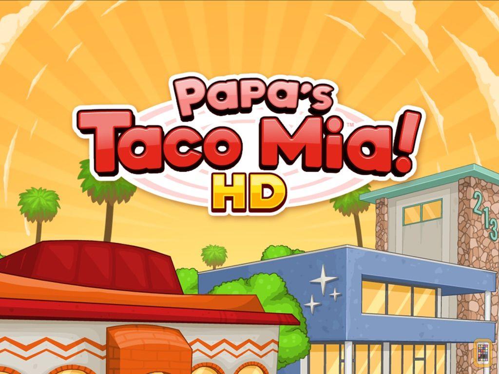 Screenshot - Papa's Taco Mia HD
