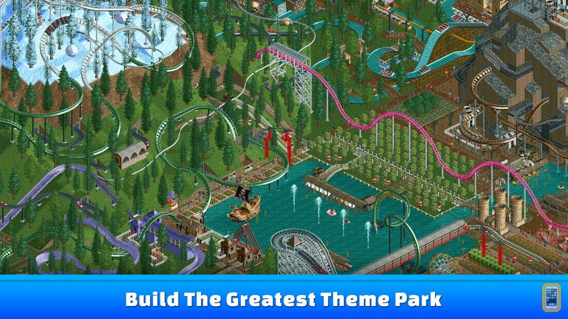 Screenshot - RollerCoaster Tycoon® Classic