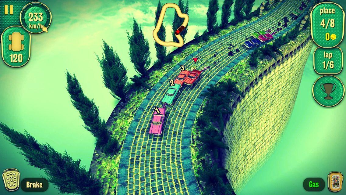 Screenshot - Vertigo Racing
