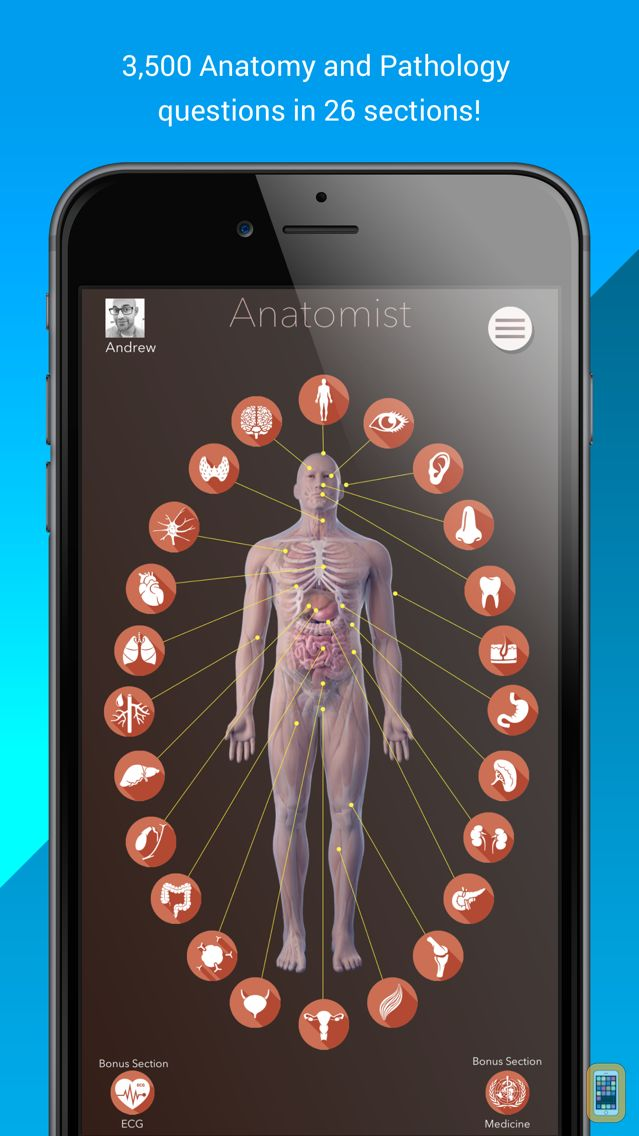 Screenshot - Anatomist – Anatomy Quiz Game