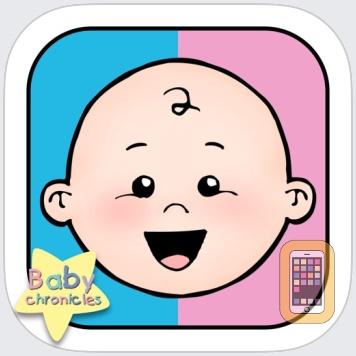 Free Pregnancy App | Baby Chronicles Pregnancy Planner by Dania Lebovics (Universal)