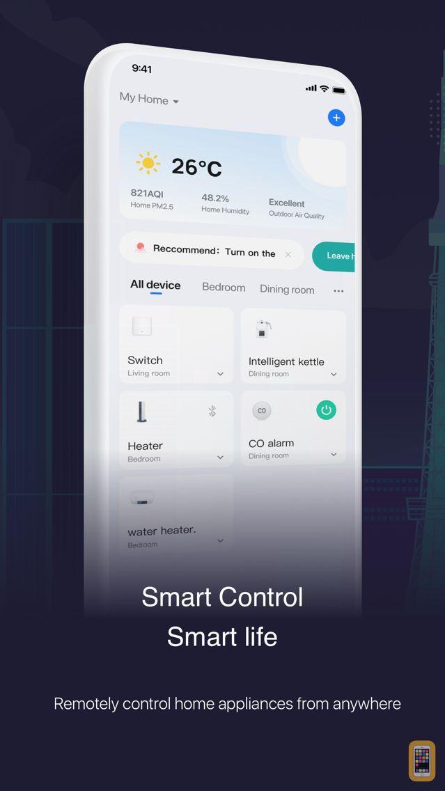 Screenshot - Smart Life - Smart Living