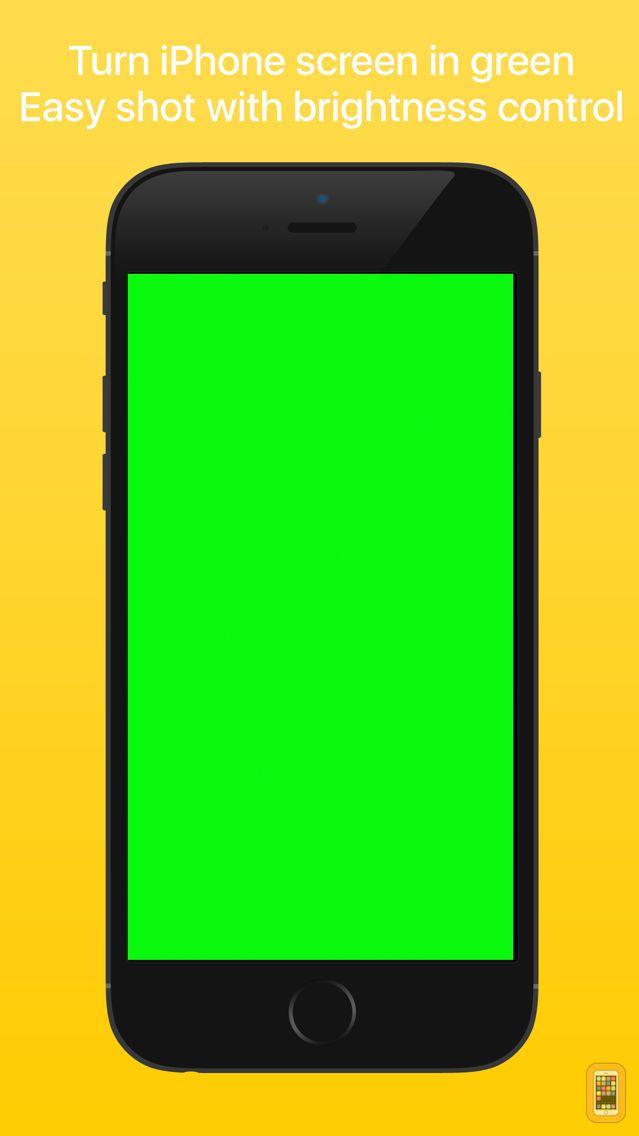Screenshot - Green Screen: chroma key
