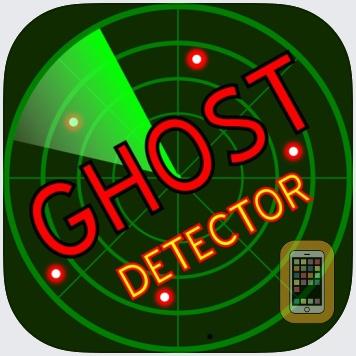 Ghost Detector - Ghost Finder Fingerprint Scanner HD Pro + by Pusnee Detwattananun (Universal)